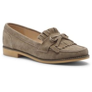 Sole Society Suede Loafers